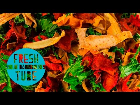 How to Cook: Vegetable Crisps