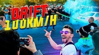 Drift A 100km/h