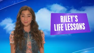 Girl Meets World - Riley's Life Lessons - INTERACTIVE VIDEO - Disney Channel UK HD