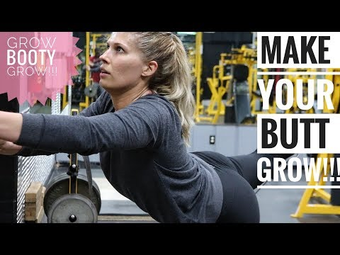 Quick But Very Effective Workout For Bigger and Stronger Glutes