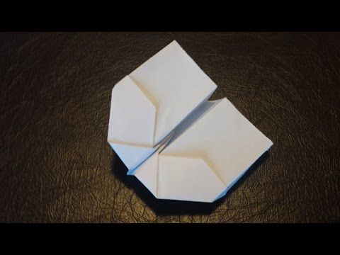 How to Make a Hammerhead  Paper Airplane
