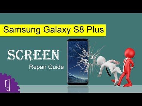 Samsung S8 Plus LCD Screen Repair Guide
