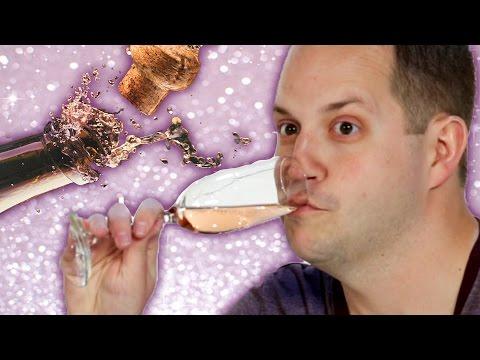 Xxx Mp4 Cheap Vs Expensive Champagne Taste Test 3gp Sex
