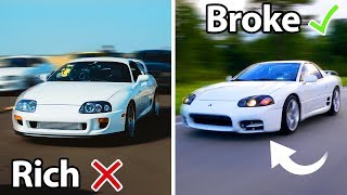 7 Awesome Cars For Broke Car-Guys!!