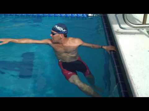 Coach Robb: Swimming: 3 of 3 Swim Drills: Breathing Freestyle Made Easy