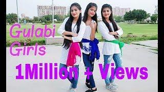 Teri Aakhya ka yo kajal   Cover Dance   Simple Choreography   Gulabi Girls