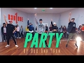 """Download Chris Brown """"PARTY"""" Choreography by Duc Anh Tran MP3,3GP,MP4"""