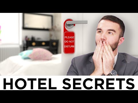 Hotel Employees Reveal Secrets About Hotels