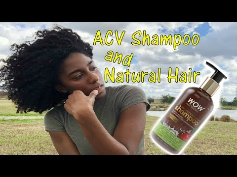 Apple Cider Vinegar and Natural Hair