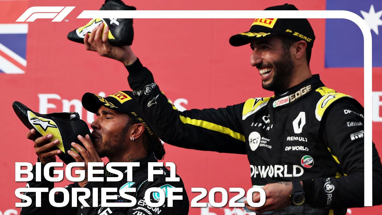 F1 2020: The Biggest Stories Of The Season
