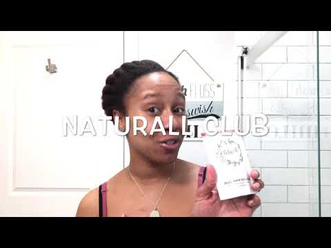 Genuine, Entertaining Review: Naturall Club Deep Conditioner (4a Natural Hair) (giveaway closed)