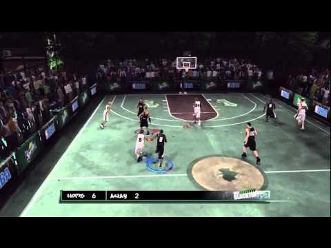 NBA 2K12 - 5v5 Blacktop - Episode #1 - Hooray A New Game!