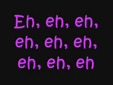 Lady Gaga ft. Beyonce - Telephone - Lyrics on screen