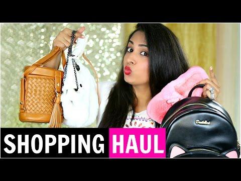 Online Shopping Haul - Accessories, Handbags, Sunglasses | ShrutiArjunAnand