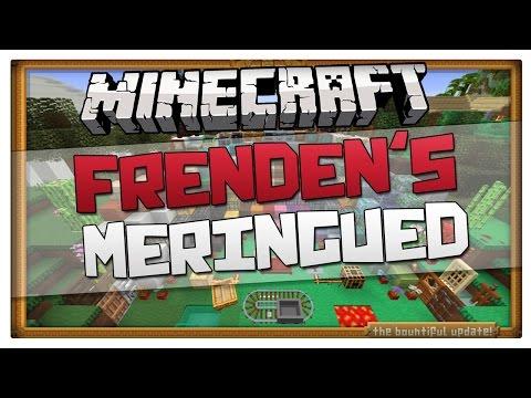 Minecraft Texture pack - Frenden's Meringued Cartoon Pack - Minecraft 1.8.3 / 1.8 / 1.7