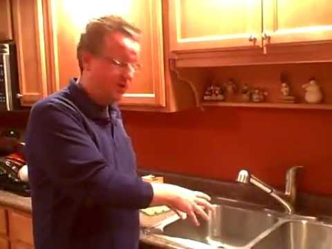 Clean a Garbage Disposal - Garbage Disposal Smell