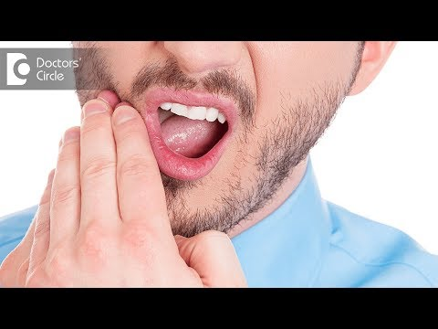 How to deal with Chronic Wisdom teeth problems? - Dr. Aarthi Shankar