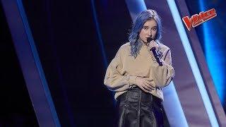 Download Viktoriya Michshenko - Christina Aquilera : Bound To You | The Voice Česko Slovensko 2019
