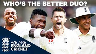 Who's The Better Duo? | Walsh/Ambrose OR Broad/Anderson | Comment Below!