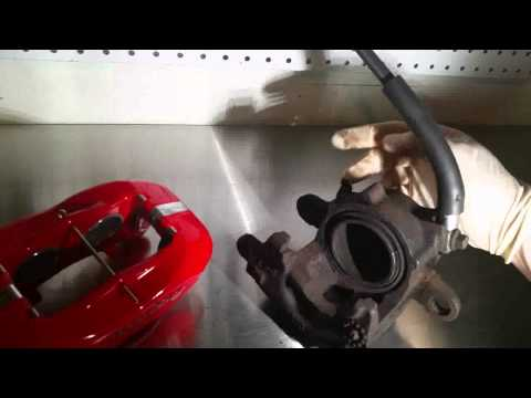 How To Tell If You Have A Bad Brake Caliper & How to Replace