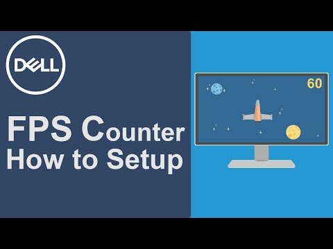 FPS Counter (Official Dell Tech Support)