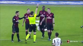 Highlights Juventus-AC Milan, 25th January 2017 TIM Cup Quarterfinals