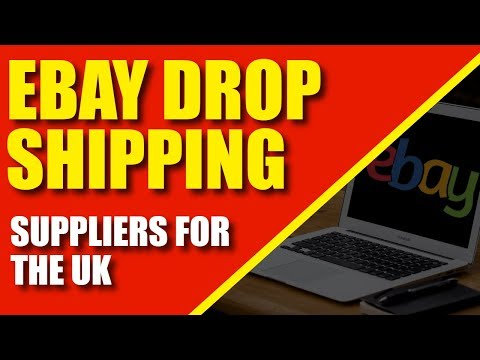 Ebay Dropshipping Suppliers For The UK (How To Find Them)