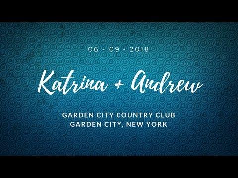 DJ VLOG #170: Katrina & Andrew's Wedding at the Garden City Country Club (Garden City, NY)