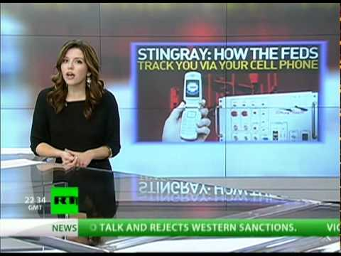 Stingray: How Feds Track Your Cell