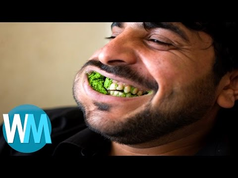 Top 10 Foods that Can Literally Kill You