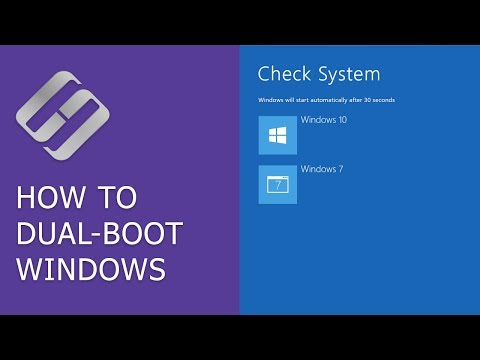 How to Install Two Operating Systems on a Desktop Computer or Laptop 💻💽🤔