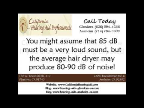 Loud Noise Exposure and Hearing Loss