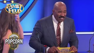Family Feud FAILS! Funniest Steve Harvey Answers & Moments From All Seasons