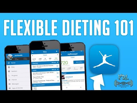 HOW TO TRACK YOUR MACROS USING MYFITNESSPAL! | FLEXIBLE DIETING 101