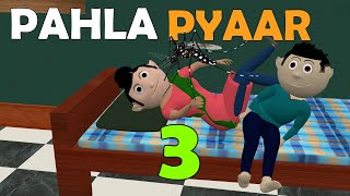 PAHLA PYAAR 3 | Jokes | CS Bisht Vines | Desi Comedy Video | School Classroom Jokes