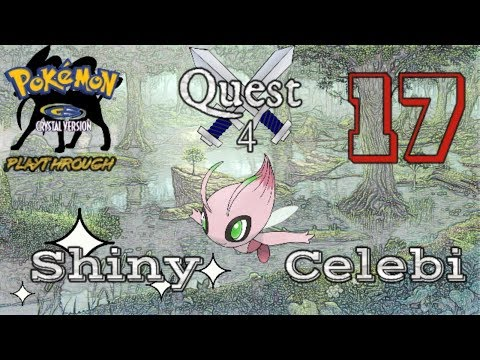 Pokémon Crystal Playthrough - Hunt for the Pink Onion! #17