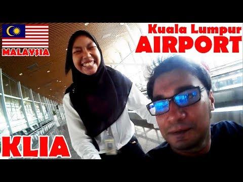 WHEELCHAIR PASSENGER, KLIA, MALAYSIA