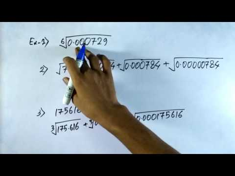 how to simplify with decimals (In Hindi)