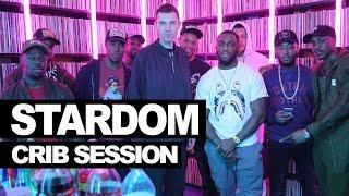 Stardom freestyle - Westwood Crib Session