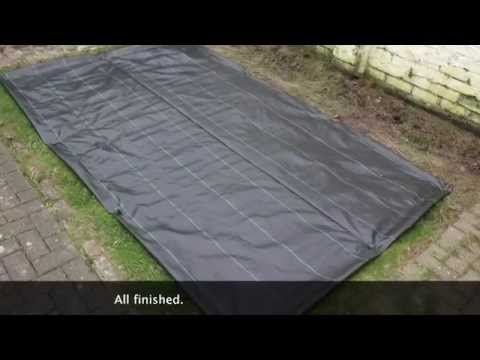 Yuzet Ground Cover Fabric