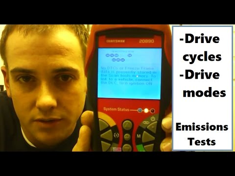 Drive Modes, Drive Cycles, OBDII and Emissions Tests Explained