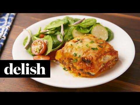 Eggplant Lasagna | Delish