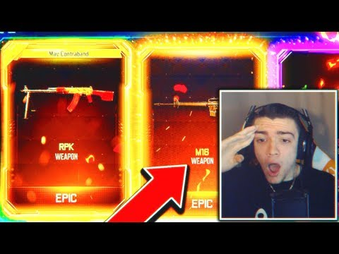 I CAN'T BELIEVE THIS HAPPENED... BEST TRIPLE PLAY 😱 - Black Ops 3 New DLC Weapons