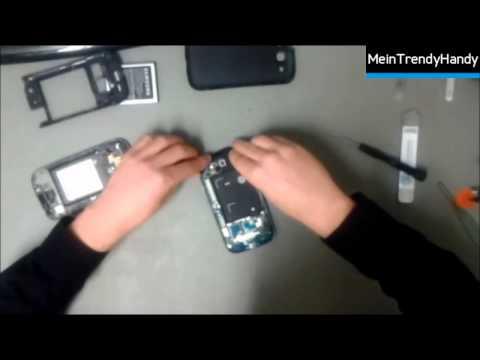 Samsung Galaxy S 3 LCD und Touchscreen Reparatur