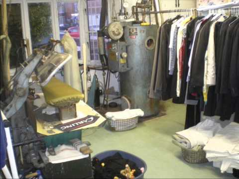 1451 - Dry Cleaners Business For Sale in St Annes Lancashire