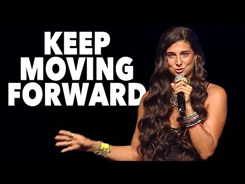 Keep Moving Forward | Fully Raw Kristina