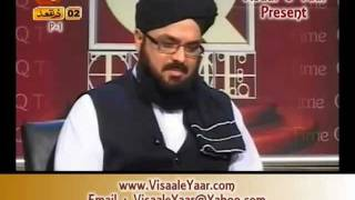 Syed Muzaffar Hussain Shah Interview(P-1)In Qtv.By Visaal