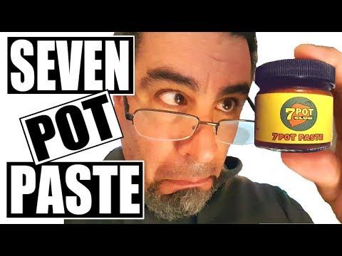 Hot Pepper Mash | 7 Pot Paste Review