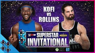 KOFI KINGSTON vs. SETH ROLLINS: FINALS - WWE 2K18 Superstar Invitational Tournament