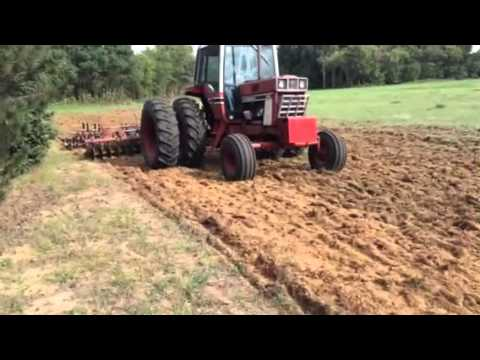 Reconditioning Hay field part 3